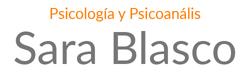 Sara Blasco Psicologa